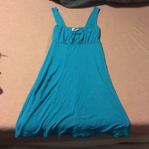 Blue summer dress. Brand unknown